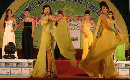 """Nguyễn Minh Như Anh đăng quang """"Người đẹp Sóc Trăng 2011"""" - 8"""