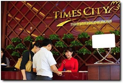 Sức hấp dẫn của Times city - 4