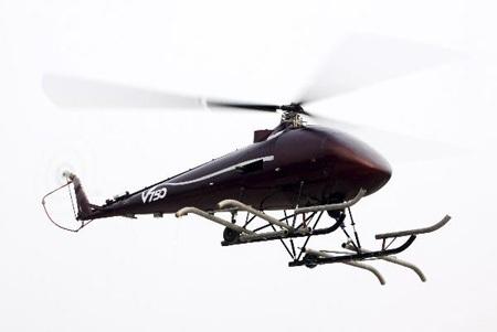 Trung Quốc thử thành công trực thăng không người lái - 2