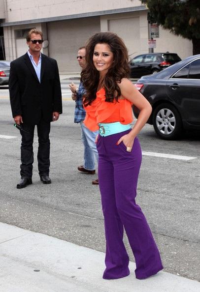 """Cheryl Cole - Paula Abdul """"đụng hàng"""" - 14"""