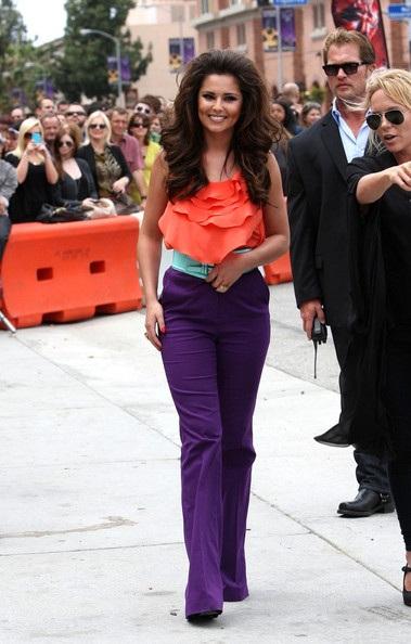 """Cheryl Cole - Paula Abdul """"đụng hàng"""" - 16"""