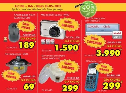 Thứ Tư hãy đến Media Mart mua hàng giá rẻ - 3