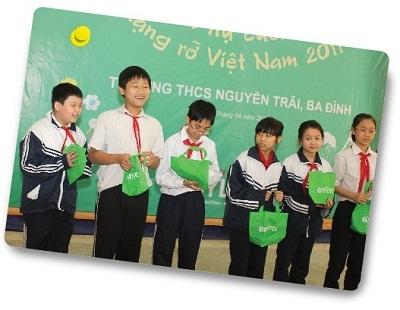 Chương trình Nha học đường - Vì nụ cười rạng rỡ Việt Nam 2011 - 1