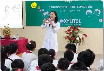 Chương trình Nha học đường - Vì nụ cười rạng rỡ Việt Nam 2011 - 3