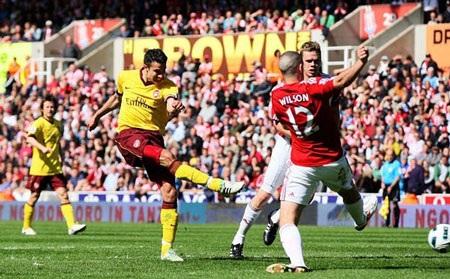 Những khoảnh khắc ấn tượng vòng 36 Premier League - 4
