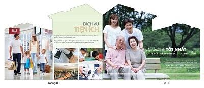 Căn hộ chung cư: Chốn bình yên của gia đình trẻ - 3