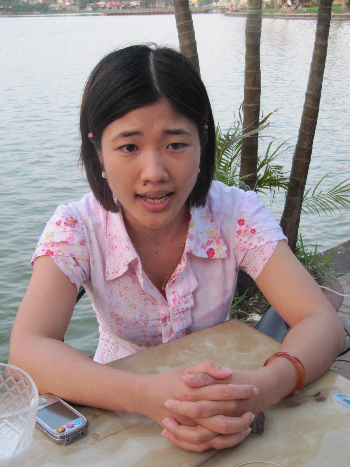 Gặp ứng cử viên đại biểu Quốc hội trẻ nhất Nghệ An - 1
