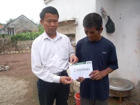 Anh Phạm Văn Chuyên có thêm cơ hội sửa nhà  - 1