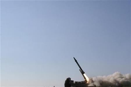 """Triều Tiên - Iran """"trao đổi công nghệ tên lửa"""" - 1"""