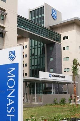 Học bổng cho du học sinh - Đại học Monash, Úc - 1