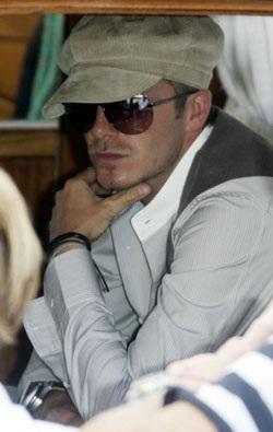 Vợ chồng Beckham đã đến Venice! - 7