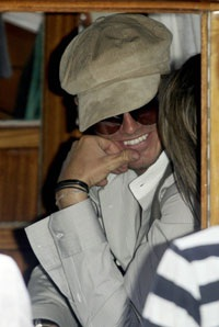 Vợ chồng Beckham đã đến Venice! - 6