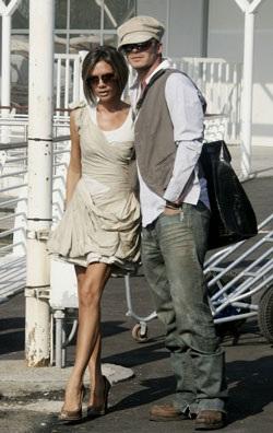 Vợ chồng Beckham đã đến Venice! - 10