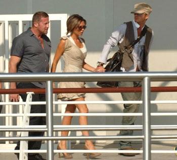 Vợ chồng Beckham đã đến Venice! - 2