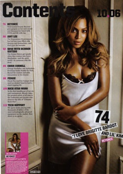 Beyoncé Knowles: Sức nóng không thể cưỡng lại! - 2