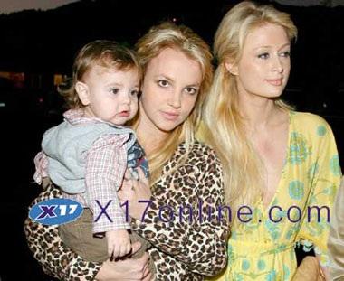 Britney Spear và Paris Hilton ngày càng trở nên thân thiết - 5
