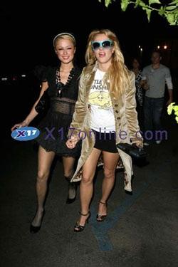 Britney Spear và Paris Hilton ngày càng trở nên thân thiết - 4