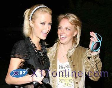Britney Spear và Paris Hilton ngày càng trở nên thân thiết - 3