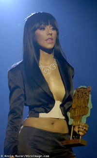Christina Aguilera: Có còn rực lửa?  - 5