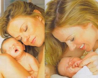 Geri Halliwell: Niềm hạnh phúc của người mẹ can đảm - 6