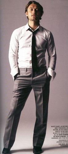 Jude Law: Kẻ đánh cắp trái tim hàng triệu thiếu nữ - 3