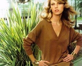 Angela Lindvall: Vẻ đẹp mê hoặc! - 3