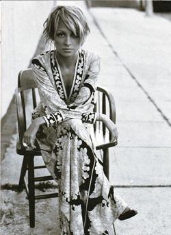 Nicole Richie: Đẹp sang trọng trên tạp chí Deluxe - 3