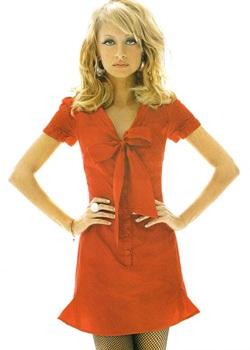 Nicole Richie: Đẹp sang trọng trên tạp chí Deluxe - 5