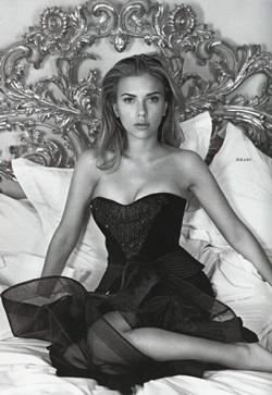 Scarlett Johansson: Vẻ đẹp của một người đàn bà đích thực! - 4