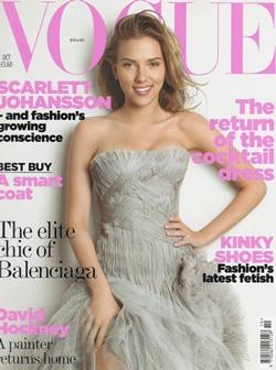 Scarlett Johansson: Vẻ đẹp của một người đàn bà đích thực! - 5