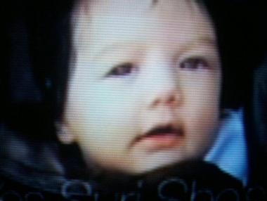 Những hình ảnh đầu tiên của bé Suri - 1