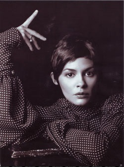 Audrey Tautou: Một vẻ đẹp rất... Pháp - 6