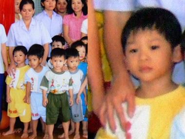 Angelina Jolie đã nhận bé Phạm Quang Sáng làm con nuôi - 1