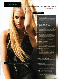 Avril Lavigne: Một ngoại hình hoàn toàn mới  - 6