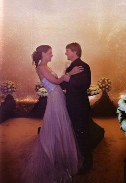 Ông bà Cruise công bố album ảnh cưới - 14