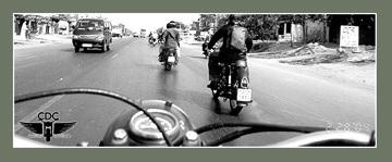 Nối đam mê mô tô phân khối lớn Hà Nội - Sài Gòn - 1