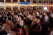 Sinh viên Nghệ An giao lưu cuộc thi Nhân tài đất Việt - 2