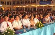 Sinh viên Nghệ An giao lưu cuộc thi Nhân tài đất Việt - 1