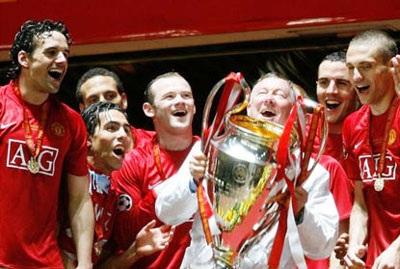 Hơn 110 triệu euro chờ nhà VĐ Champions League 2009 - 1