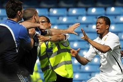Sir Alex bất mãn trước quyết định của FA với Evra - 1