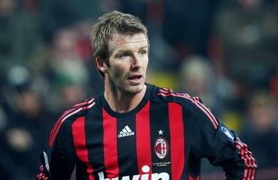 """Beckham: """"Man City mãi chỉ đứng sau MU"""" - 1"""