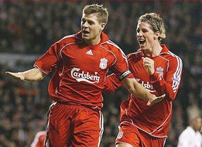 Torres đề cao tầm quan trọng của Gerrard - 1