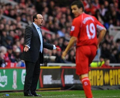 Mất cơ hội vô địch, Benitez đổ lỗi cho học trò - 1