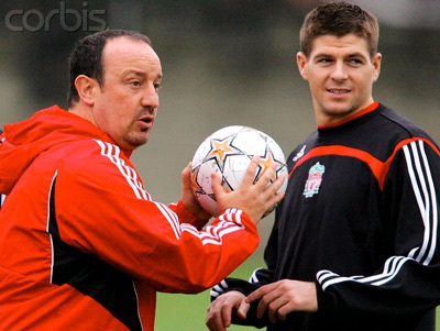 HLV Benitez ký hợp đồng 20 triệu bảng với Liverpool - 1
