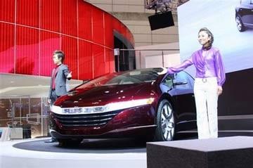 Những mẫu ô tô ý tưởng của Honda tại Tokyo Motor Show - 2