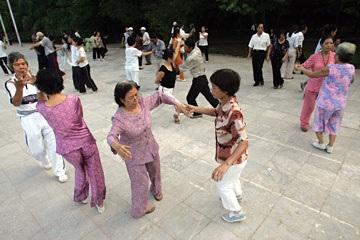 Những điệu nhảy lúc bình minh - 1
