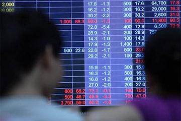 VN-Index chính thức mất mốc 500 điểm - 1