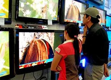 Tivi LCD sẽ giảm giá 15% vào cuối tháng 2 - 1