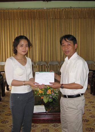 Danh sách các gia đình nhận quà qua Quỹ Nhân ái tuần 4 tháng 3 và tuần 1 tháng 4/2008 - 1