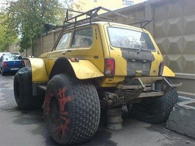 Những mẫu xe lạ đời - 14